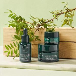 买3免1+额外8.5折=变相5.7折NUXE欧树 法式天然护肤美学教主 敏感肌也能放心享受的芳香
