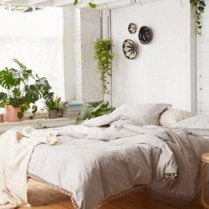 低至6折最后一天:UO精选超美床品、家纺、美貌家居小物等限时热卖