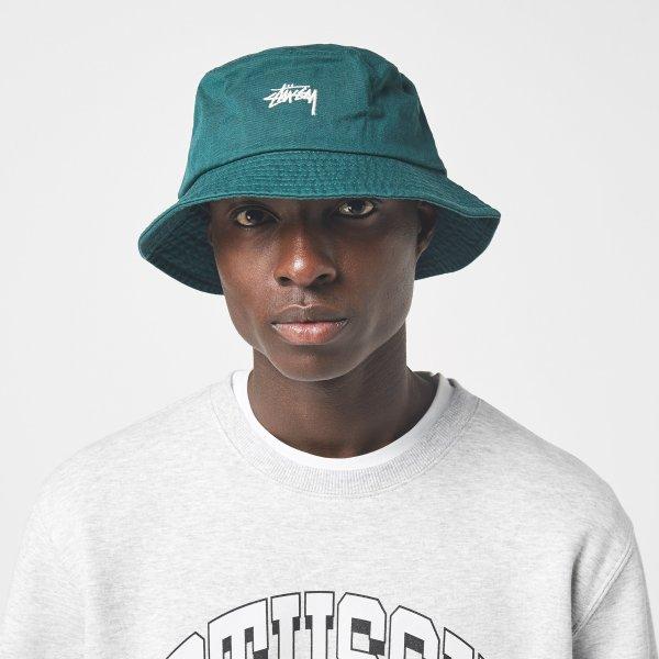 水洗渔夫帽