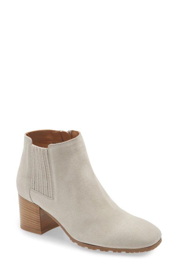 Square Toe 短靴