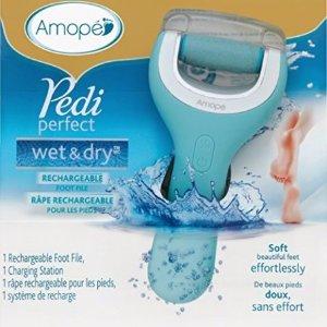 $27.61 销量冠军Amopé Pedi 升级版干湿两用电动足部去角质仪