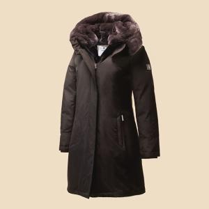低至4折+额外8折+包税独家:Woolrich 新款羽绒服好价热卖,Sierra 羽绒服$284