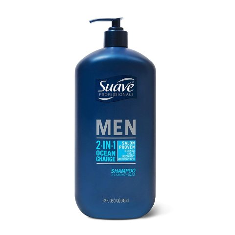 $1.99Suave 2 in 1 Shampoo and Conditioner Ocean Charge 28 oz