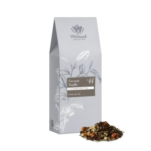 Whittard满£40享8.5折码:MOON1540椰香松露茶