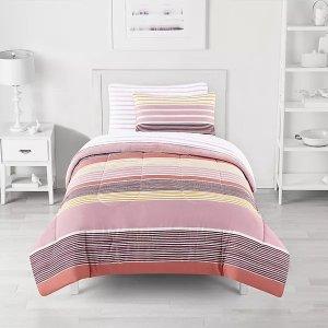床垫保护罩$15 Full被子$17Kohl's 清仓区家居品8.5折,持卡会员额外最高6.5折