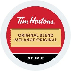 KeurigTim Hortons® 咖啡胶囊 24粒