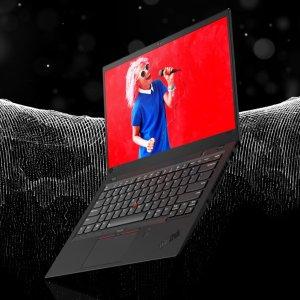 历史最快新品8折 低至$1228即将截止:新款6代ThinkPad X1 Carbon 笔记本 搭载8代CPU