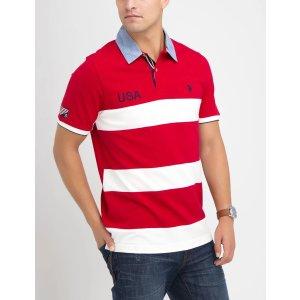 US Polo Association男士Polo衫