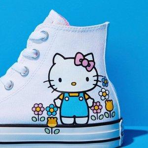 55% Off + Free ShippingConverse x Hello Kitty On Sale @ Converse