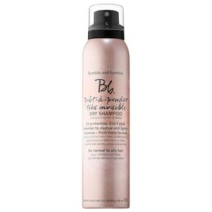 Bb. Pret-a-Powder Tres Invisible Dry Shampoo with French Pink Clay - Bumble and bumble   Sephora