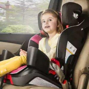 $145(原价$237.76)Evenflo Evolve 3合一儿童汽车安全座椅