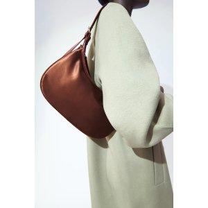 ZaraSATIN EFFECT SHOULDER BAG