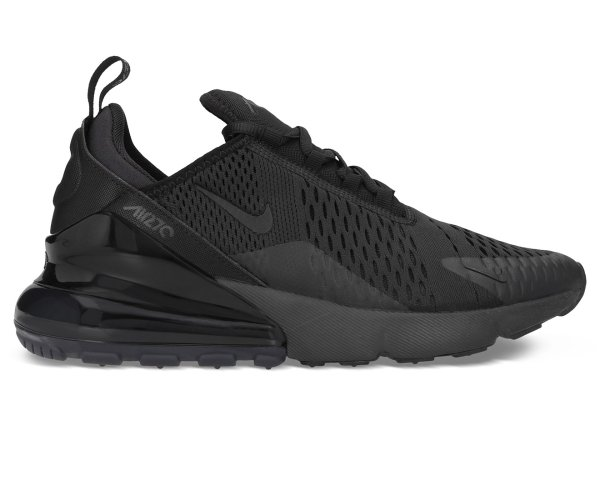 Men's Air Max 270 运动鞋- Black