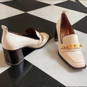 7折 €136收必备渔夫鞋Tory Burch 美鞋专场大促 收经典芭蕾舞鞋、乐福鞋、靴子等