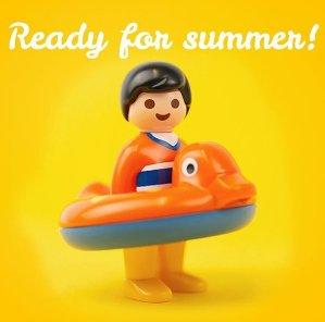 满$50享7.5折playmobil 德国儿童拼装玩具复活节促销 专为幼童设计的1.2.3系列
