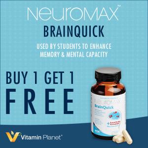 买1送1Brainquick 健脑胶囊30粒装 新时代生命1号