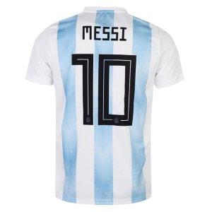 Adidas阿根廷 男士主场 梅西10号 球衣
