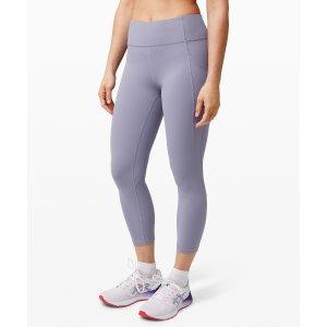 LululemonTime To Sweat leggings