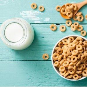 $6.45收1.01公斤装 五谷全麦 麦圈Cheerios 、Kellogg's 儿童 成人即食麦片 快捷营养早餐不是梦