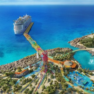 仅$371起  停靠私人岛屿可可湾皇家加勒比游轮 7天西加勒比行程 迈阿密往返