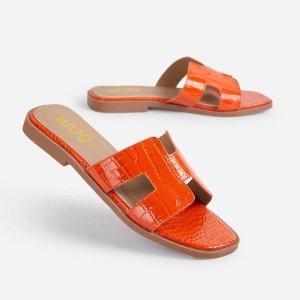 爱马仕同款拖鞋