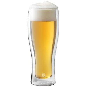 Zwilling414ml2件式双壁啤酒杯套装