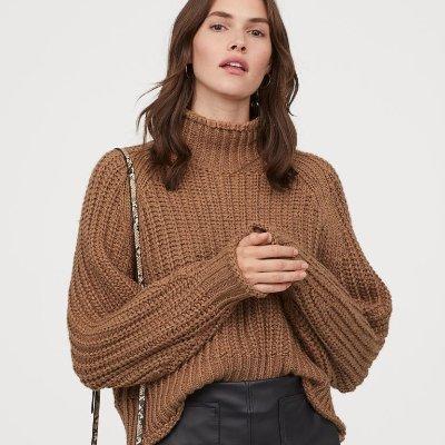 HM封面款毛衣仅$18 阿迪外套$17