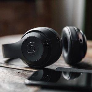 $349.99(原价$399.99)新款 Beats Studio 3 磨砂质感 低调大气 豪华享受