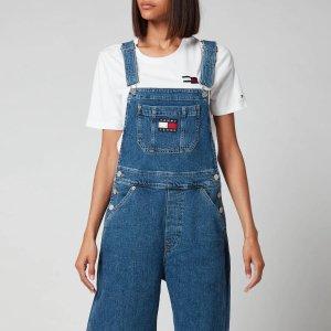 Tommy Jeans满£120减£40背带裤