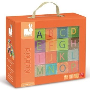 $17 Janod Kubkid 32-Piece Block Set
