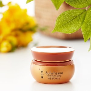 Enjoy 30% off + Free Snowflower Phone RingCONCENTRATED GINSENG RENEWING CREAM @ Sulwhasoo