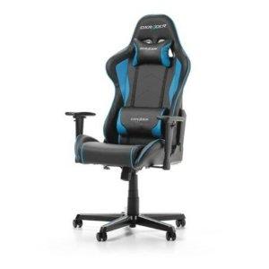 $407.3 舒适游戏体验Dxracer  F系列电竞椅 黑蓝款 贴合人体曲线