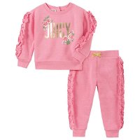 Juicy Couture 婴儿服饰2件套