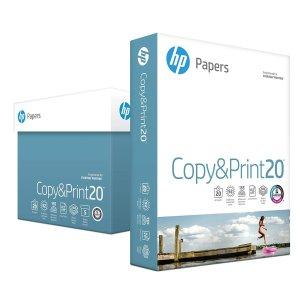 $35.99(原价$44.99)HP 2500张打印纸 买来当笔记本 打虫子 都超级划算