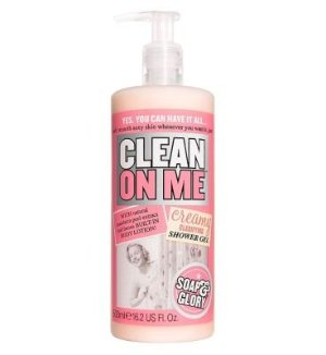 SOAP&GLORY 沐浴液500ml