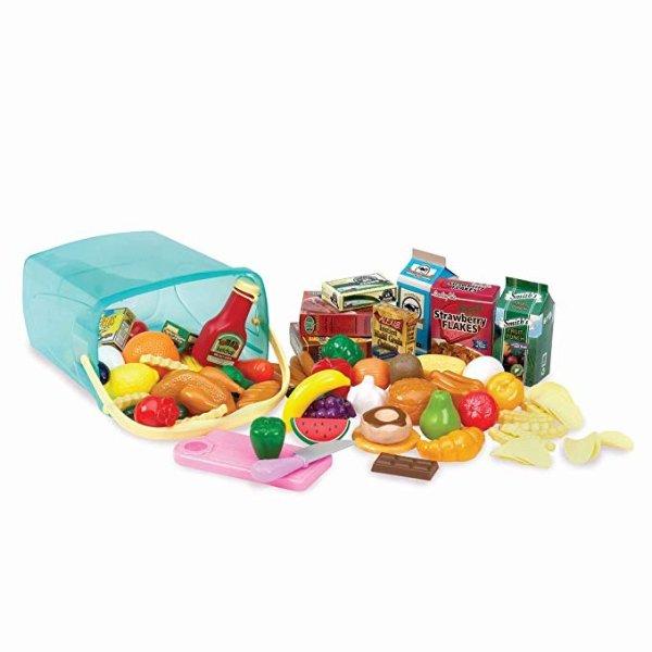 79件儿童过家家厨房玩具
