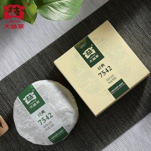 TAETEA经典茶饼 7542