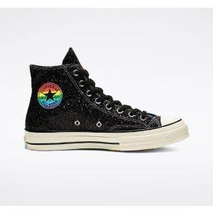 ConverseChuck 70 Pride High Top Unisex Shoe. Converse