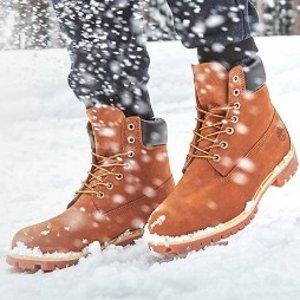 低至6折+额外8折Timberland 官网精选男女 儿童鞋靴,工作鞋热卖