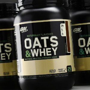 $15.97OPTIMUM NUTRITION OATS & WHEY - MILK CHOCOLATE