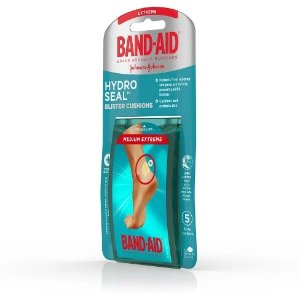 Band Aid Band-Aid Brand Hydro Seal Bandages Blister Cushion Medium - 5ct