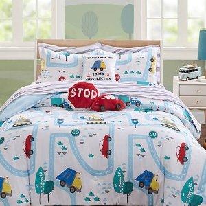 低至$24.99Belk 儿童房卡通床品套装大促