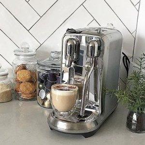 9折 醇香咖啡自己制作Nespresso 精选咖啡机热卖