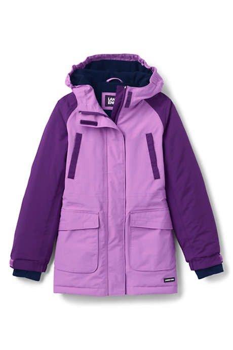 女孩 Squall 防水冲锋保暖外套