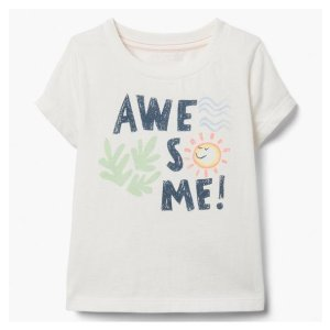 GymboreeAwesome Tee