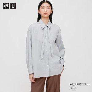 Uniqlo女士衬衫