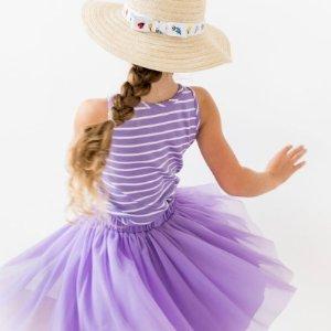 5折起+新用户额外8折Hanna Andersson 超美女童裙促销 封面蓬蓬裙不到$20