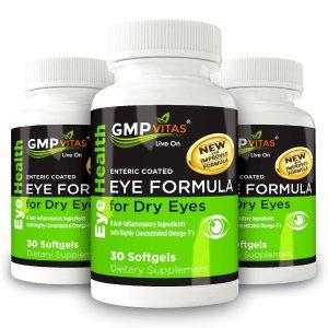 GMP Vitas护眼保健品 3瓶