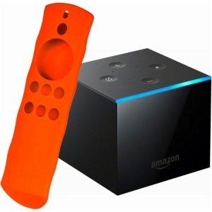 Amazon Fire TV Cube + Insignia Fire TV Stick Remote Cover