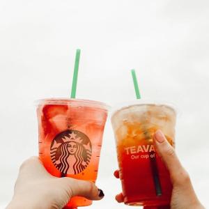 6月14日下午2点后限今天:Starbucks 星巴克 Happy Hour特惠 Refresher饮料半价